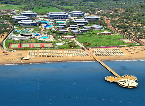 595 1239350626 Турция, лучшие цены на отель Calista Luxury Resort  5*   от 1480 $, на 7 ночей