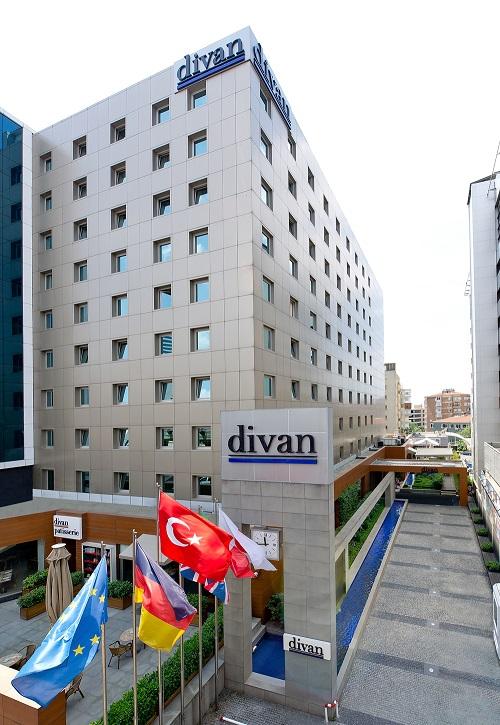 Divan istanbul city hotel istanbul mecidiyekoy for Divan taksim